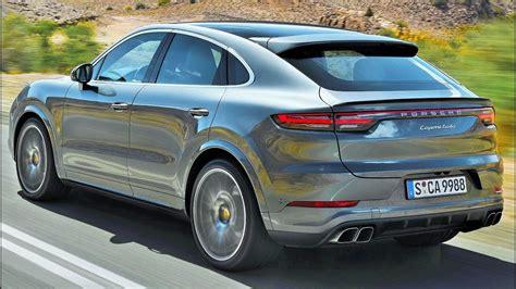 porsche cayenne turbo coupe luxury performance suv
