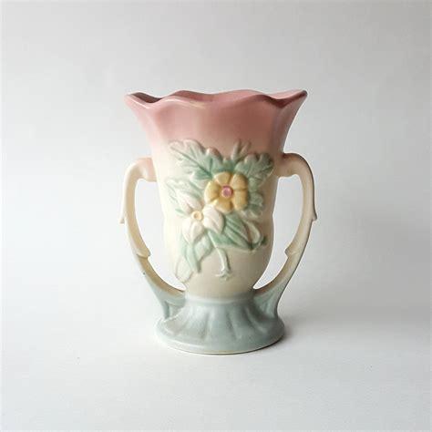 Hull Pottery Wildflower Vase hull pottery vase wildflower w 3 5 1 2