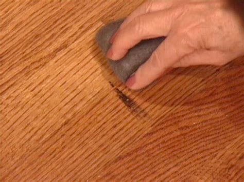 Marks Flooring by How To Touch Up Wood Floors How Tos Diy