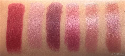 Eyeshadow Viva No 2 all mac viva glam lipsticks shades review swatches