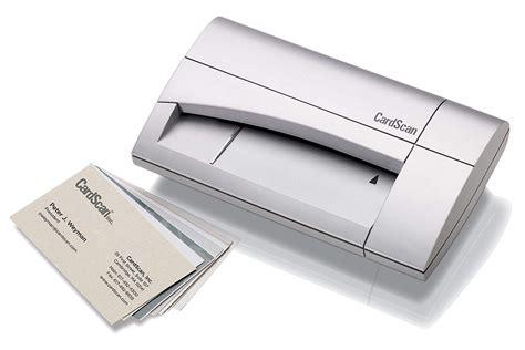 Best Business Card Scanner