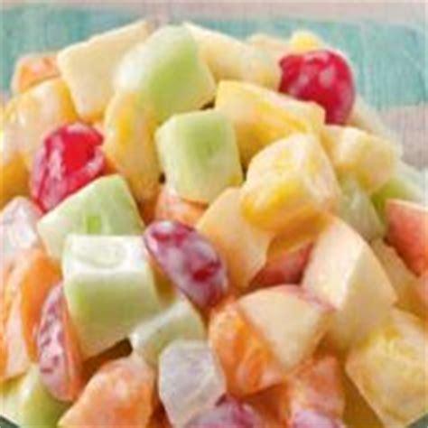 cara membuat salad buah naga resep salad buah enak dan praktis resep masakan