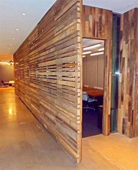 reclaimed wood divider reclaimed wood room divider dishfunctional designs home