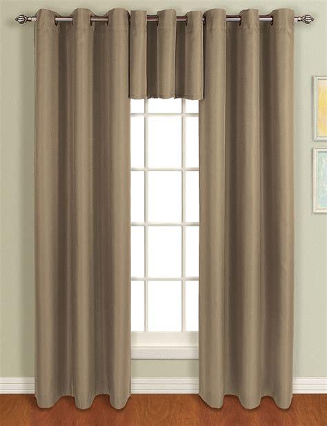 mocha curtains mansfield grommet panel mocha united contemporary