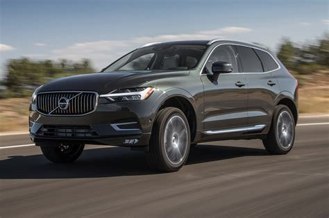 Volvo T6 Review by 2018 Volvo Xc60 T5 And T6 Test Review Motor Trend