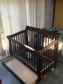 morigeau lepine baby crib in sherman oaks los angeles