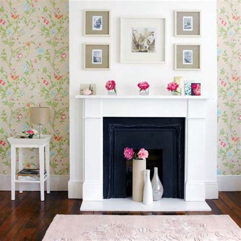 Decorate Non Working Fireplace by 15 Clever Ways To Decorate Your Non Working Fireplace Brit Co