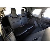 2014 Mitsubishi Outlander Rear Third Row Interior Seats