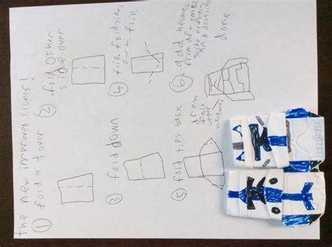 Origami Clone Trooper - clone search results origami yoda page 14