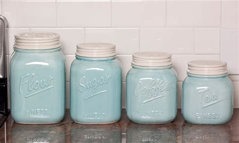 tips on buying kitchen storage canisters overstock