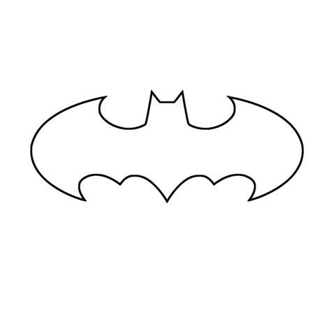 batman symbol template max california stencils templates