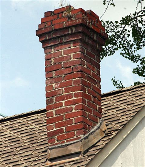 Fireplace With Tile by Old Chimney Problems Masonry Chimneys Old House Chimneys