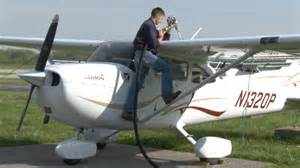 Fuel System Cessna 172 Top The Airplane Fuel Tanks Maybe Student Pilot News