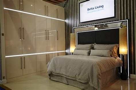 betta bedrooms and kitchens ideal home show bedroom displays betta living