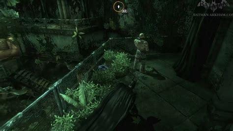 Batman Arkham Asylum Botanical Gardens Batman Arkham Asylum Walkthrough Chapter 35 The