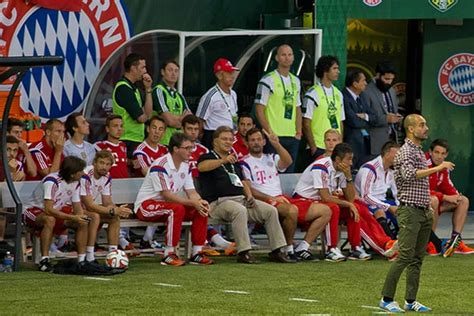 soccer team benches what is a professional soccer club us soccer players