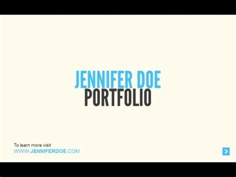 powerpoint portfolio template business portfolio template sle powerpoint business