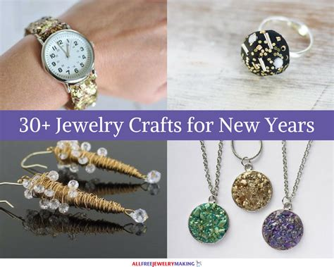 new year jewelry 30 jewelry crafts for new year s