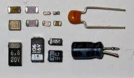 Elco Smd Kapasitor Smd 1000u35v komponen dasar elektronika kapasitor abi sabrina