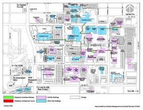 Oklahoma State University Map by Oklahoma State University Map Pictures To Pin On Pinterest