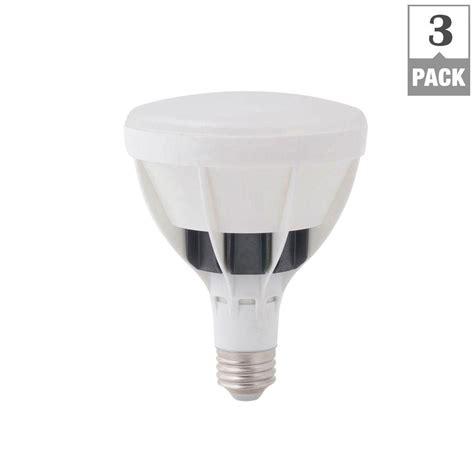 65w Led Flood Light Bulb Ecosmart 65w Equivalent Daylight Br30 Led Flood Light Bulb 3 Pack Ecs Br30 65we Cw 120 Dg 3pk