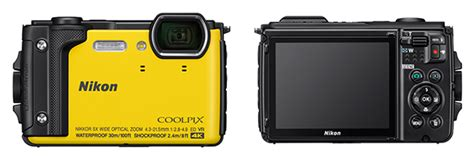 nikon announce the coolpix w300 its all weather compact photographer