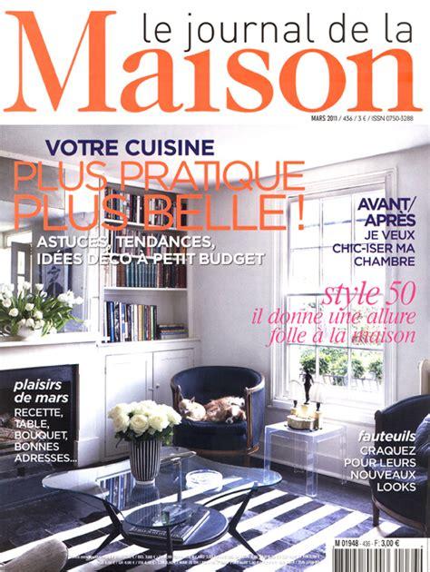 Journal Decoration Maison by D 233 Co Maison Journal