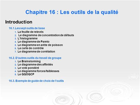 le diagramme de corrélation d ishikawa management de la qualit 233 ppt t 233 l 233 charger