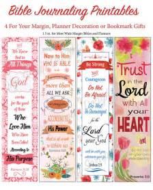 bible journal or planner printables for wide margins planner