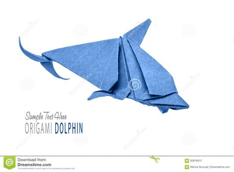 origami dolphin images craft decoration ideas
