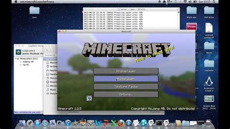 free server maker how to make your own minecraft server mac for free how