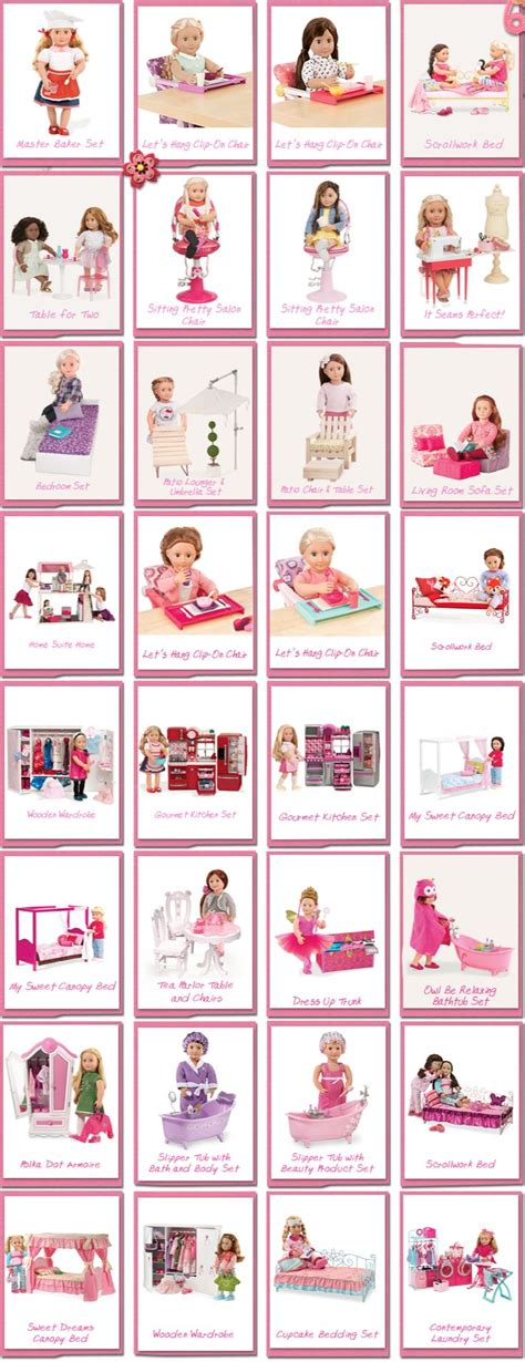 our generation dolls house de 25 b 228 sta id 233 erna om our generation doll clothes bara p 229 pinterest dockm 246 bler