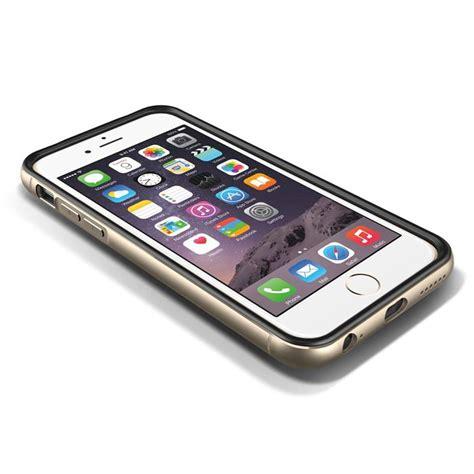 Myuser Iron Apple Iphone 6 Gold verus iron bumper skal till apple iphone 6 6s svart