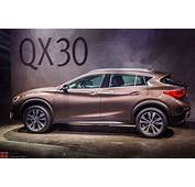 LA 2015 2017 Infiniti QX30 Is A Cut Or Two Above The Rest