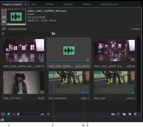 adobe premiere pro zoom in on clip anpassen des projektfensters in premiere pro