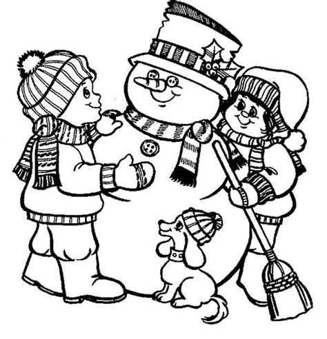 snowman coloring pages crayola make coloring page vitlt com