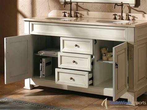 bathroom exciting   vanity double sink  modern