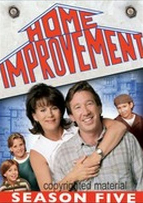 home improvement the complete fifth season dvd 1995