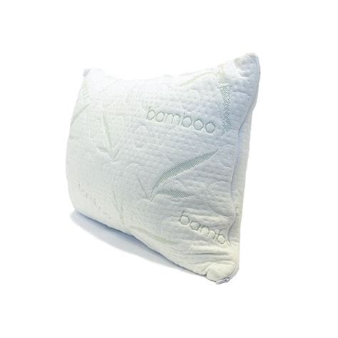 Small Travel Pillows by The Original Best Bamboo Memory Foam Hypoallergenic Lumbar Or Travel Pillows Yugster