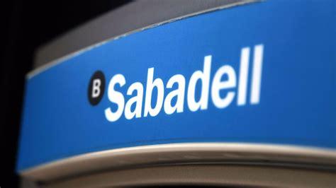 banco sabadell sabadell el sabadell lidera el rebote de la banca y se pone al