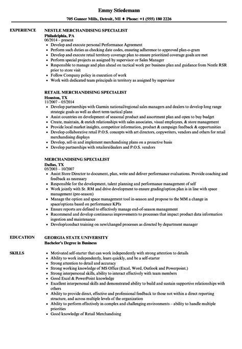 lowes sales specialist sle resume food and beverage
