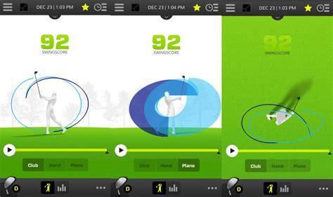 portable golf swing analyzer zepp golf 3d swing analyzer