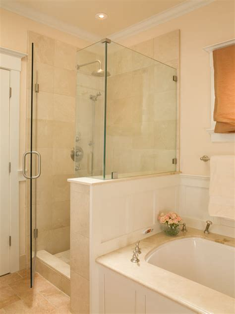 my houzz channel frameless shower u channel or cls