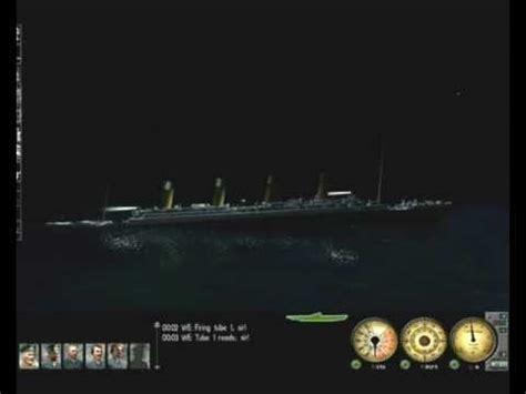 titanic film youtube sinking rms titanic sinking real time youtube