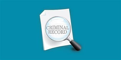 Check My Criminal Background Background Checks Security Check Criminal History
