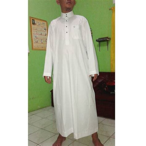 Jubah Tombak Al Khoir jual jubah al khoir model haramain ar riaz moslem wear