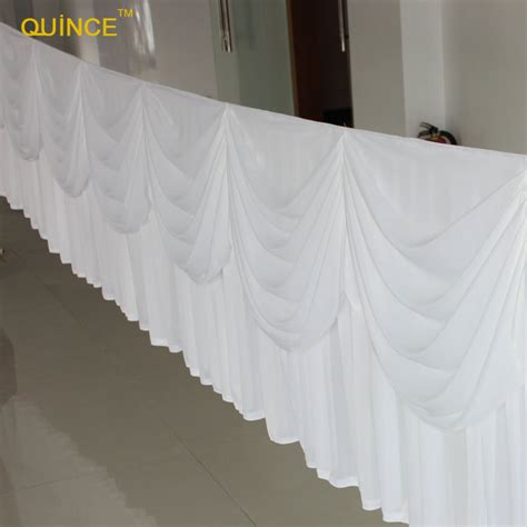 wedding table skirting to buy buy wholesale wedding table skirting from china