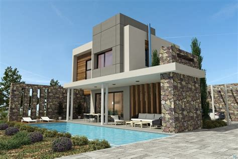 stylish house modern stylish latest homes exterior designs cyprus