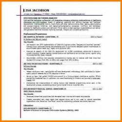 7 combination resume template word bid template