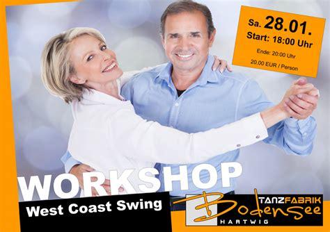 west coast swing workshops west coast swing workshop am 28 01 2017 in der tanzfabrik